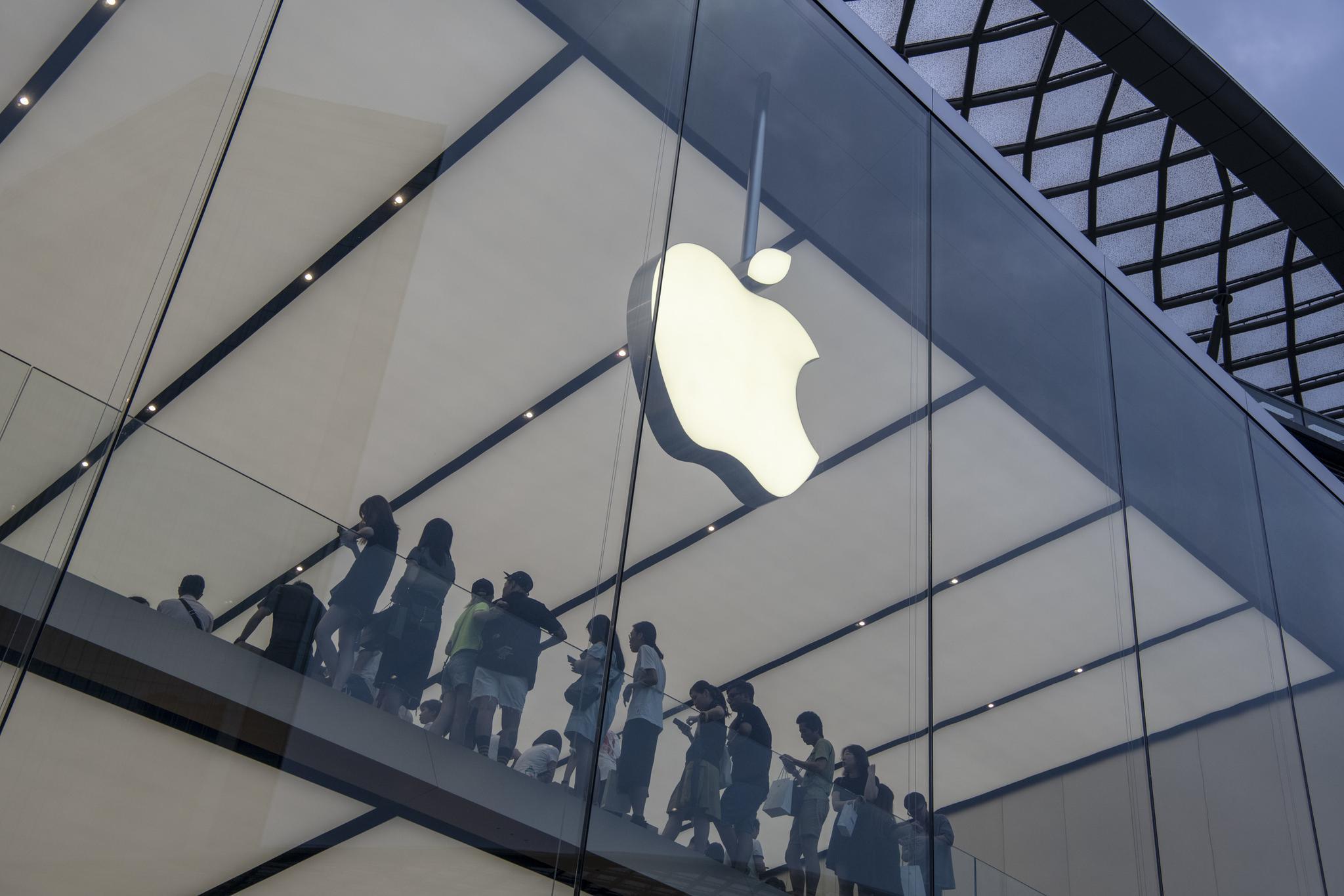 苹果2020财年首季业绩报喜,5G及屏幕技术更迭落后之下前路难料