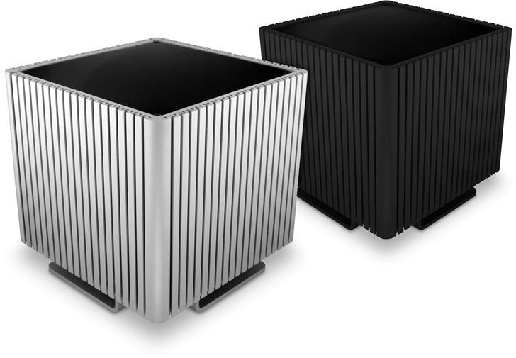 QuietPC推新款被动散热PC:正方体造型,搭载35瓦i7-9700T