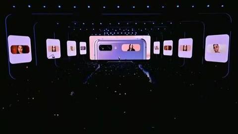 """三星S20系列及Z Flip新品发布:堪称""""科技圈元旦晚会"""""""