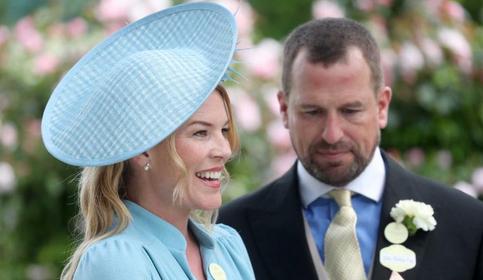 英国女王长外孙与妻子决定结束12