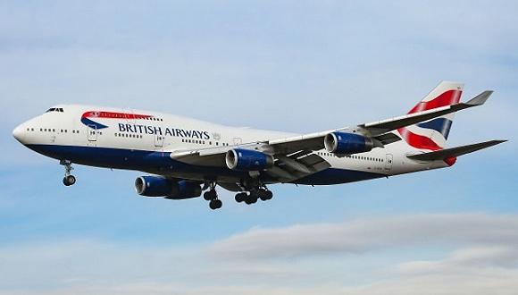 5小时从纽约到伦敦!英航飞机创下新记录