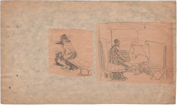 """展评 《动情》之""""动"""":中国现当代艺术史中""""情""""的线索"""