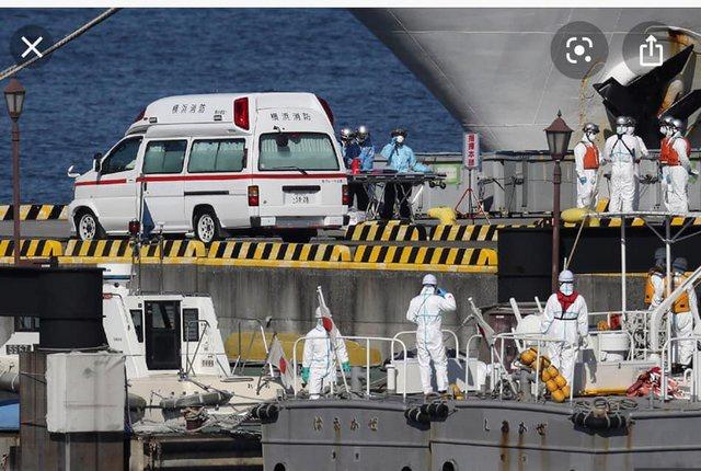 """台湾旅客能否撤离""""钻石公主号""""游轮?谢长廷提七点"""