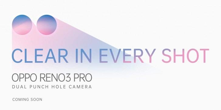 OPPO Reno3 Pro神秘新机现身:前置打孔双摄,海外市场4G版本?