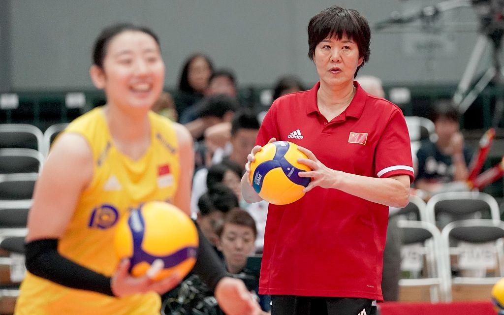女排奥运赛程出炉,世联赛新规影响郎平惯用策略
