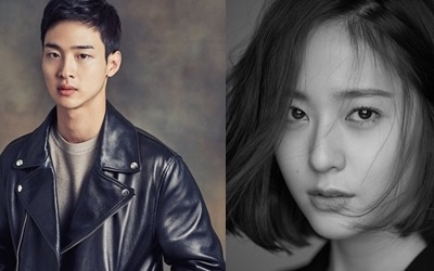 张东润、郑秀晶合作《搜索》,下半年在韩国电视台播出