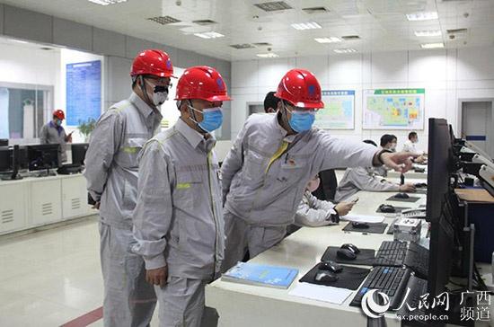 广西国资国企积极复工复产打响稳增长保卫战