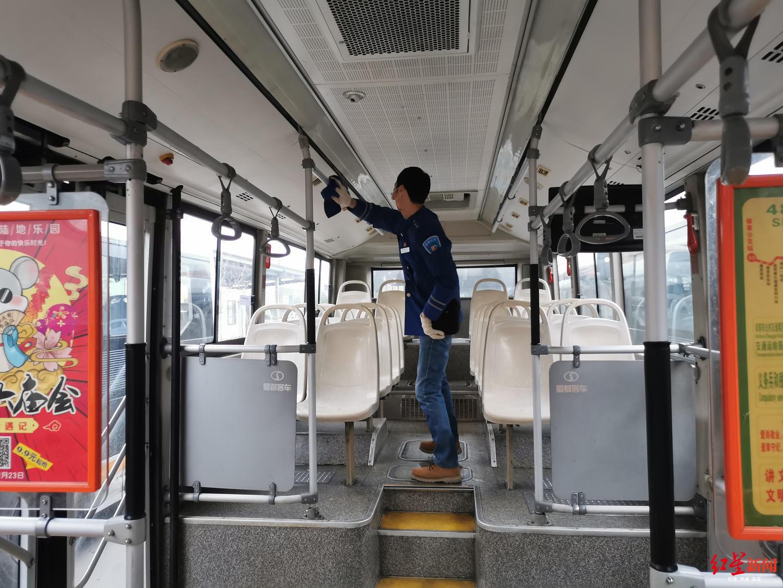注意!近期成都有5条公交线路暂停运行