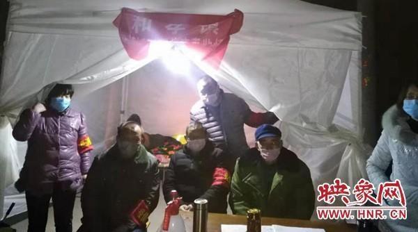 汝南县和孝镇王楼村张新红:防疫一线女强人