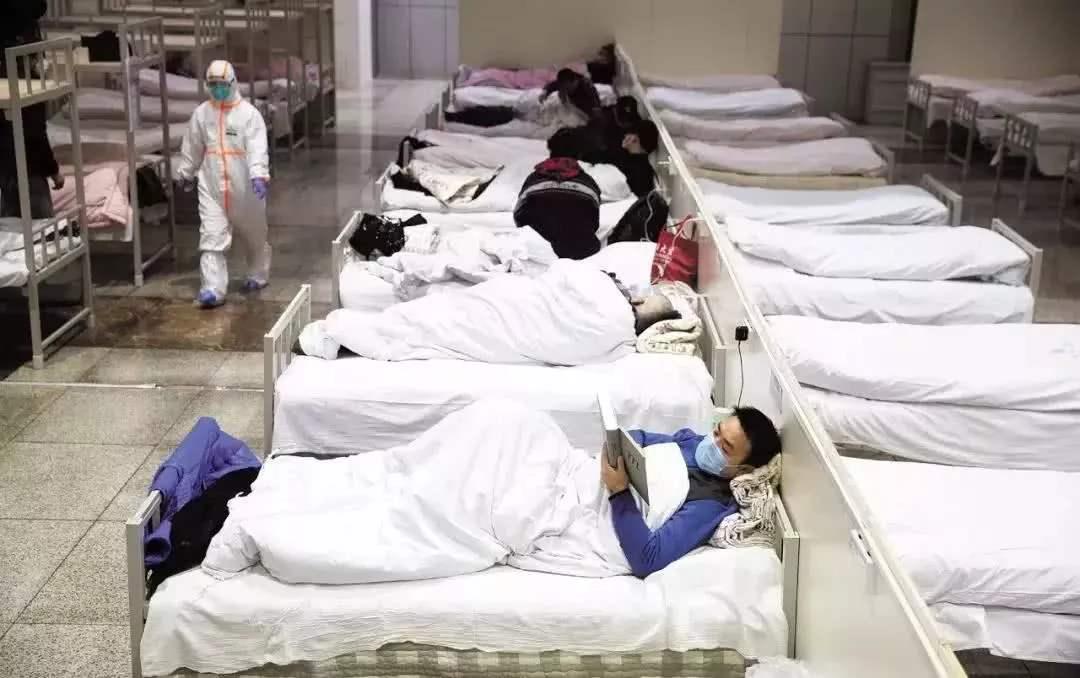 视频|医学救援队领队讲述方舱医院中的真实状况图片