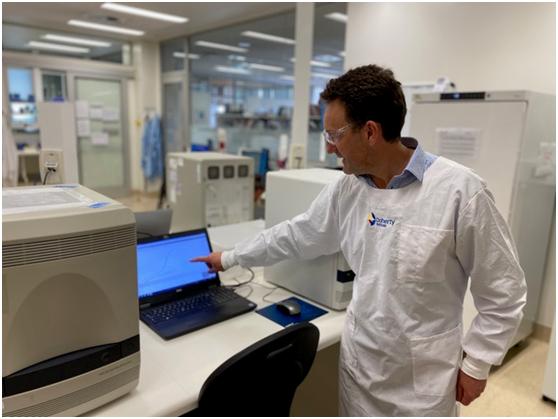 a2牛奶公司资助澳大利亚研究机构研发新冠病毒疫苗图片