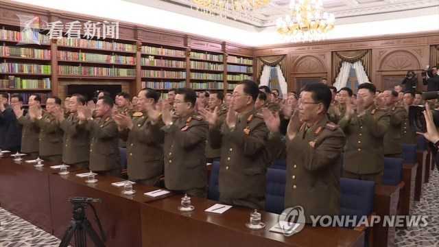 """朝鲜""""公安部长""""换人 76岁前任老将受金正恩重用?"""