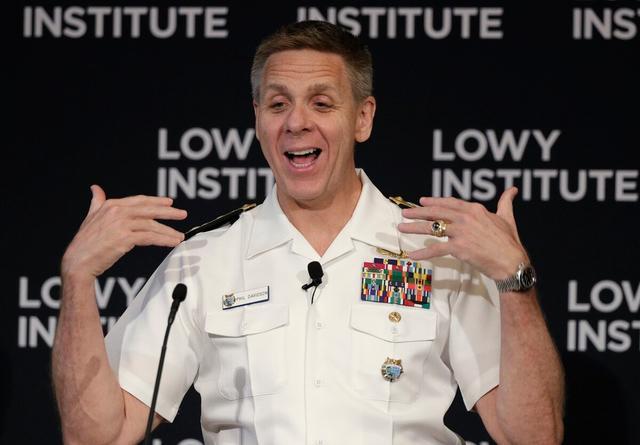 菲律宾不再欢迎美军,特朗普:我不介意,还省钱!印太司令唱反调