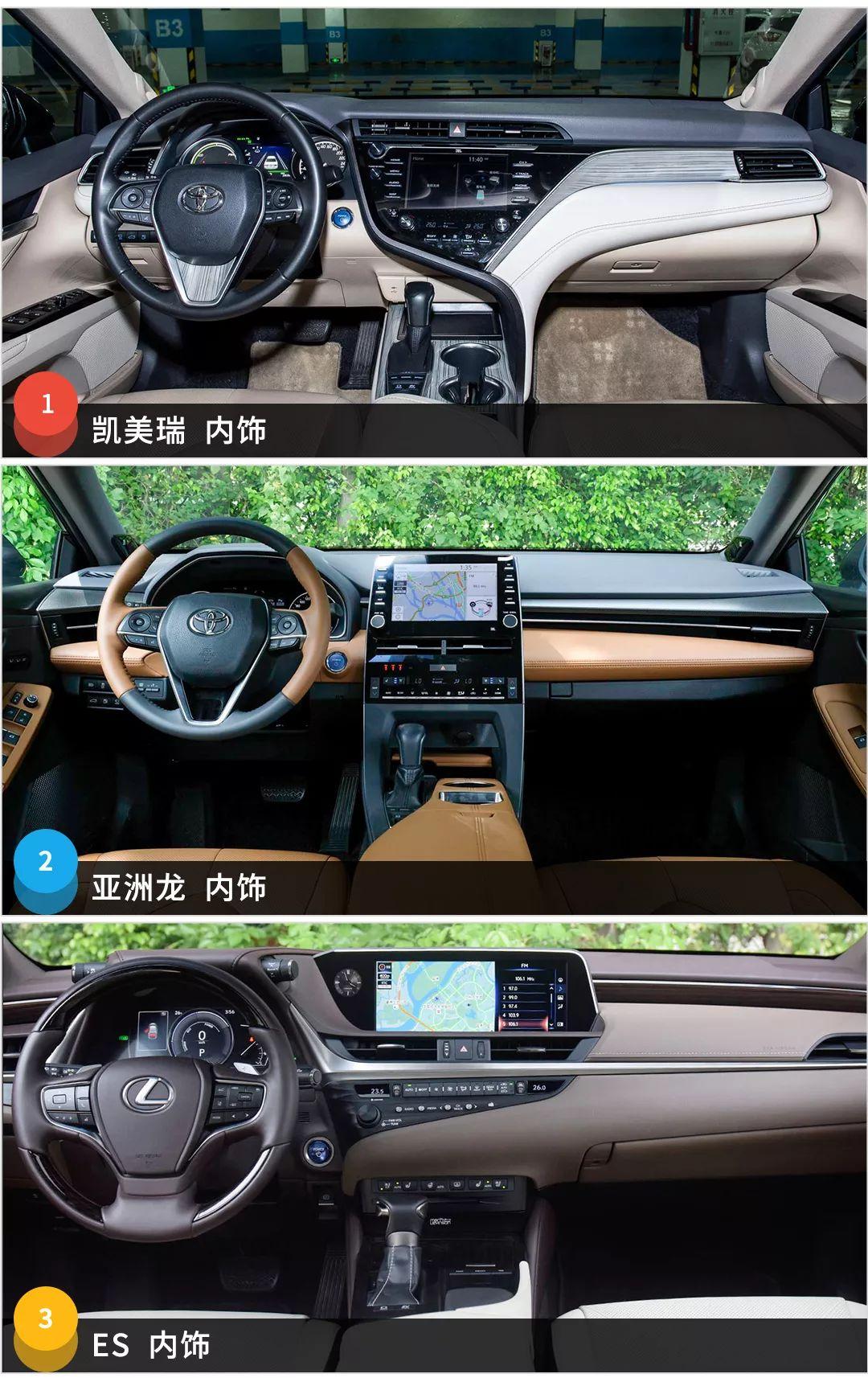 价格相近,同一平台下这三台车谁更值得买?