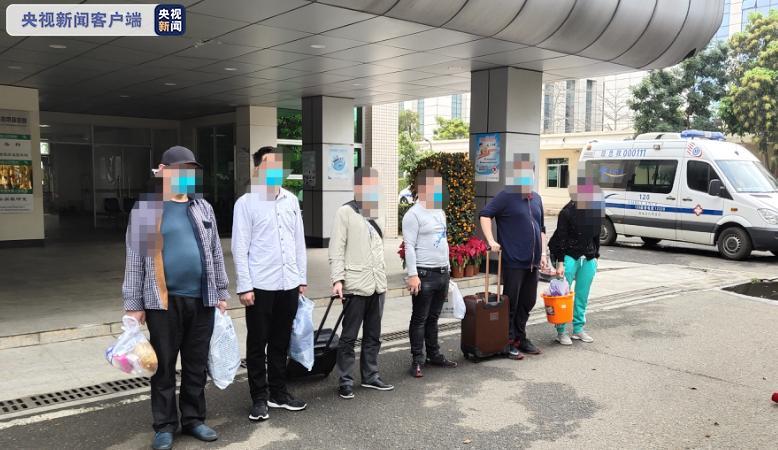 海南14日新增6名患者出院 累计36例出院图片