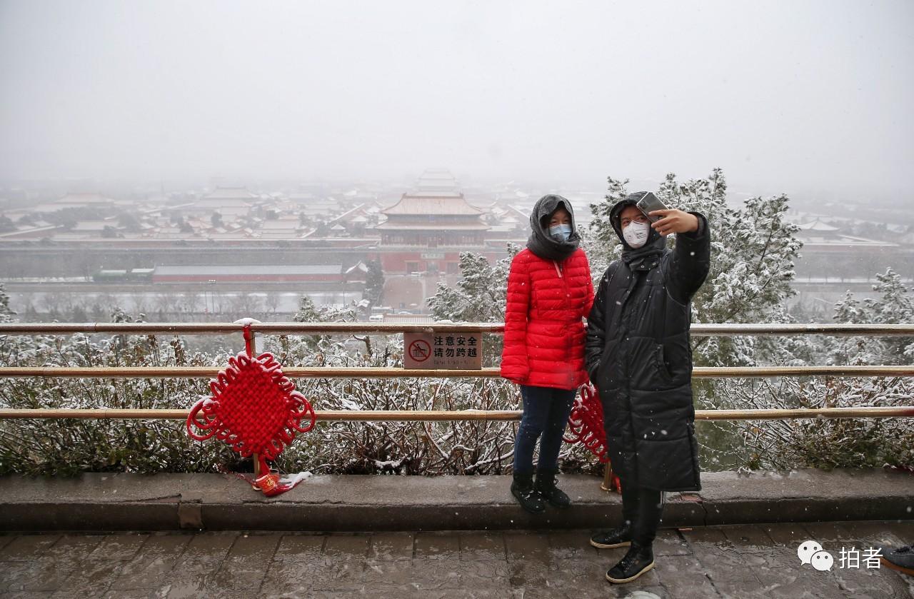 北京都下今冬第七场雪了,离我们见面的日子还会远吗?