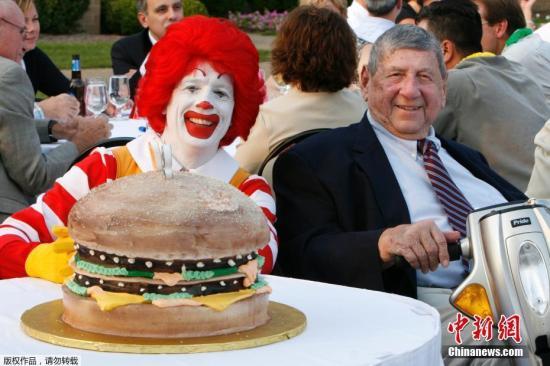 麦当劳限量版酱料引粉丝抢购 网上炒到1万英镑一瓶