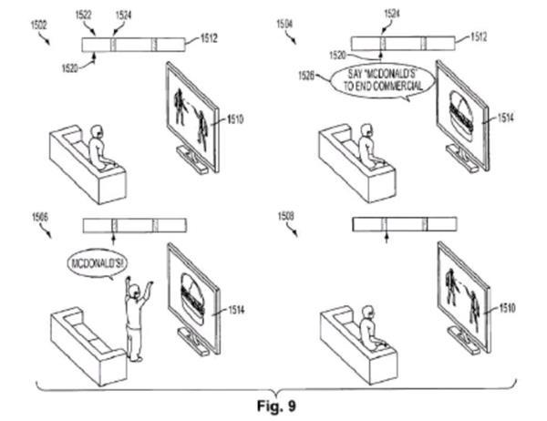 索尼新专利:说对品牌名就能跳过电视广告