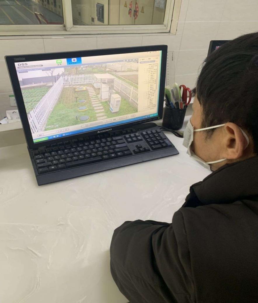 绍兴市柯桥区打好农污治理疫情防控阻击战图片