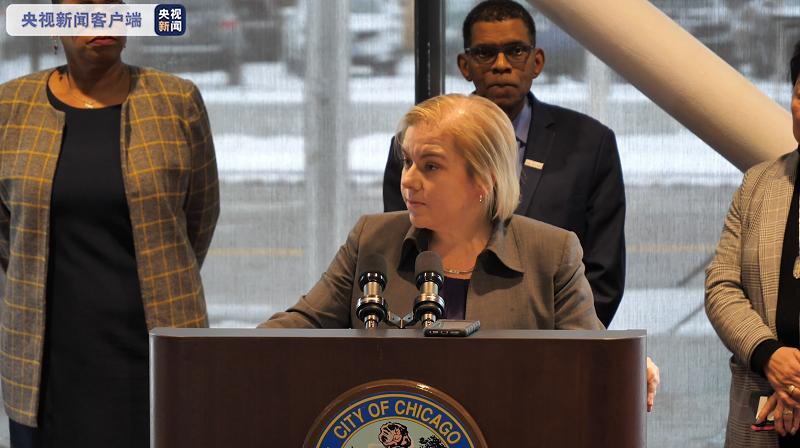 美国芝加哥市政府称唐人街无新冠病毒威胁