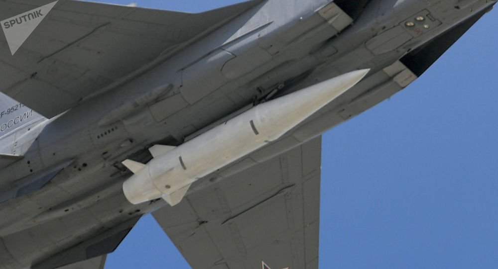 俄专家:美国高超音速武器研发落后我们数十年