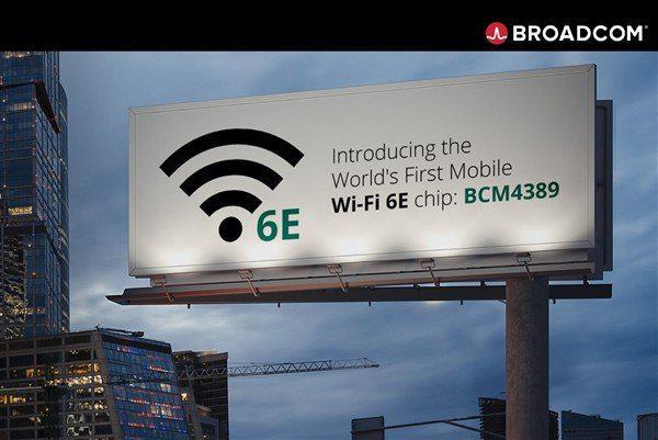 博通首发 Wi-Fi 6 手机芯片:应用下代旗舰手机