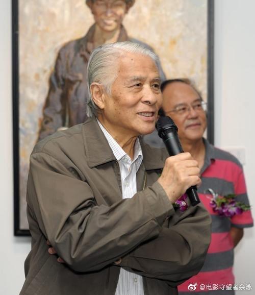 著名画家廖炯模去世,曾绘制《甲午风云》《刘三姐》海报图片