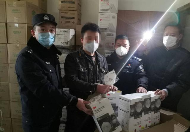 罗庄警方抓获两名销售假冒注册商标的商品犯罪嫌疑人