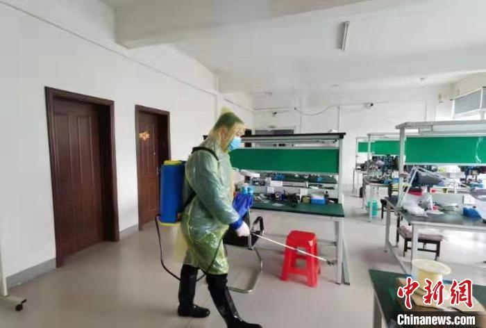 杭州:简化复工手续 推进复工复产图片
