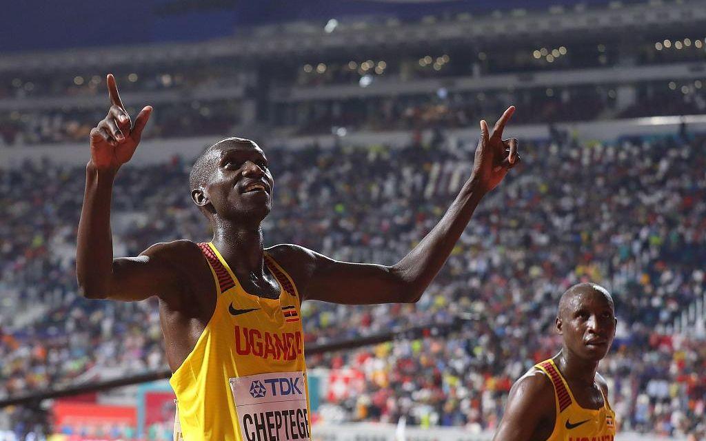 """手握两项世界纪录,""""路跑之王""""瞄准东京奥运会图片"""