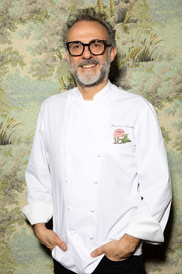 GUCCI 将餐厅开到了洛杉矶,依旧是和意大利名厨 Massimo Bottura 的合作