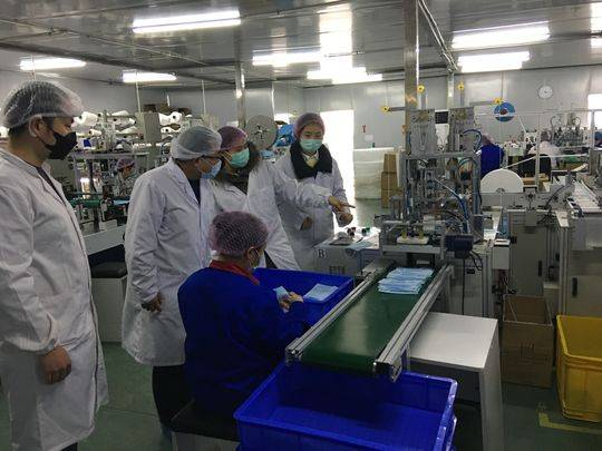 """四川资阳:5天完成口罩产品注册, """"把关""""10多个国家的防控医疗器械"""