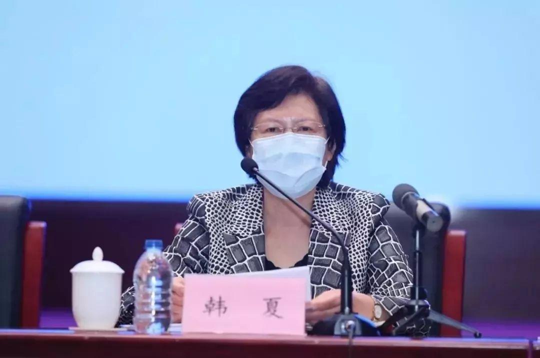 """大数据战""""疫""""丨工信部信管局局长韩夏:依法依规采集分析数据 数据仅用于疫情防控需要"""