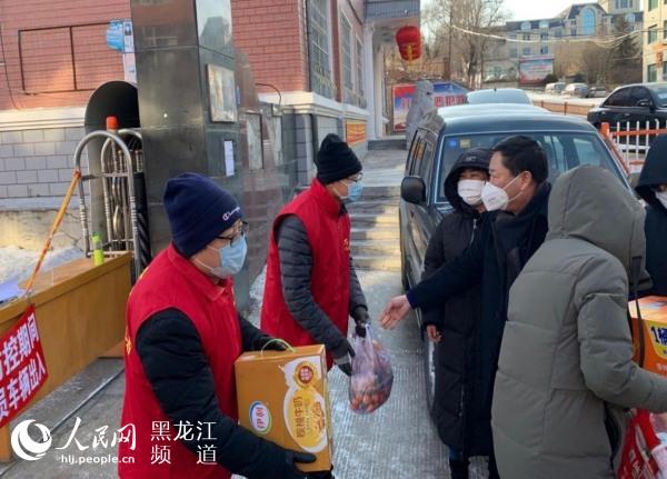林口县发挥统战力量 坚决打赢疫情防控阻击战