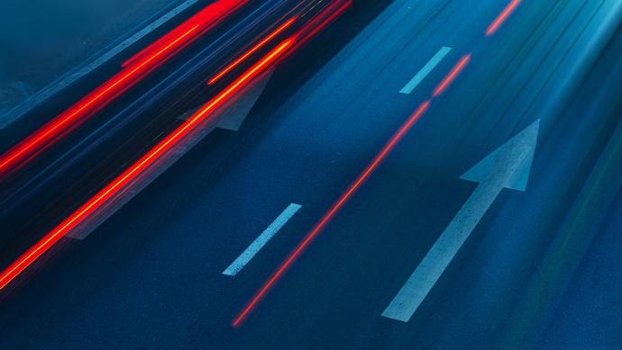京雄高速北京段今年开建,设有自动驾驶车道图片