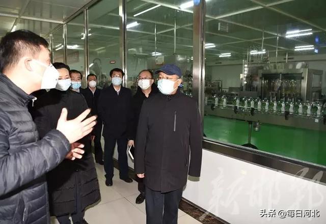 邯郸市委书记高宏志临漳调研,去了这些地方,关心了这些事情