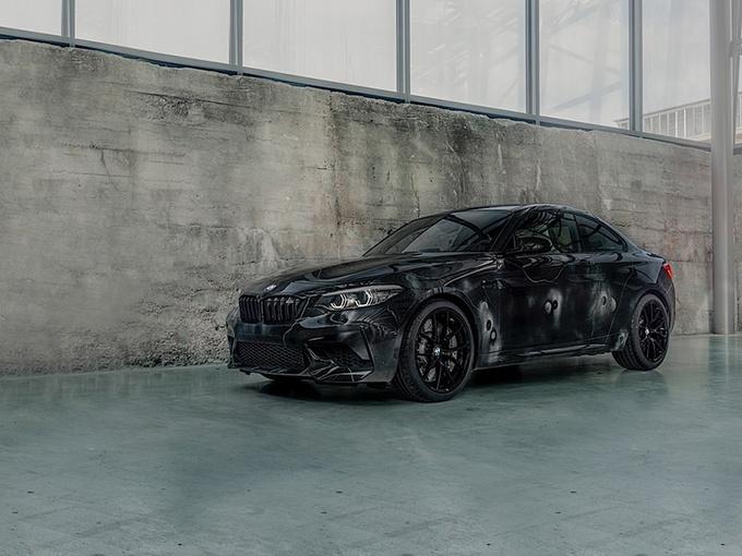 宝马M2特别版官图曝光!6月开售,搭3.0T引擎,外观还配个性涂装