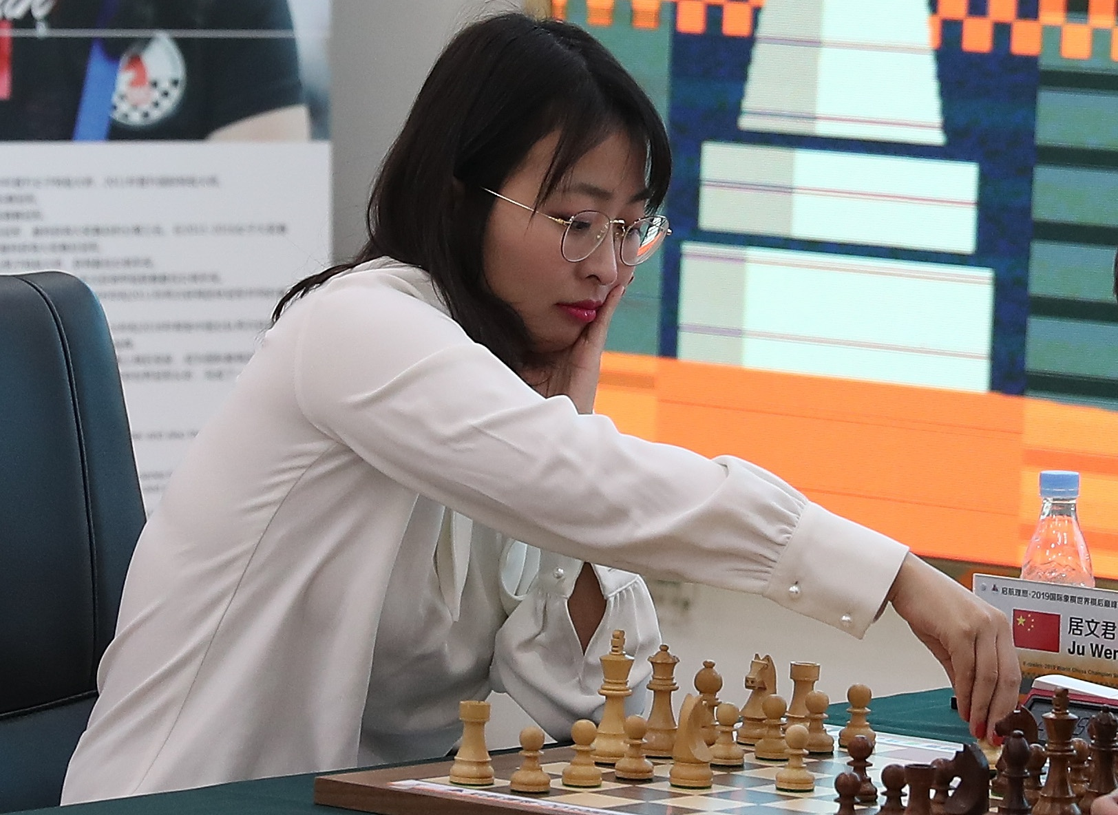 凯恩斯杯国际象棋赛科内鲁夺冠 居文君获亚军