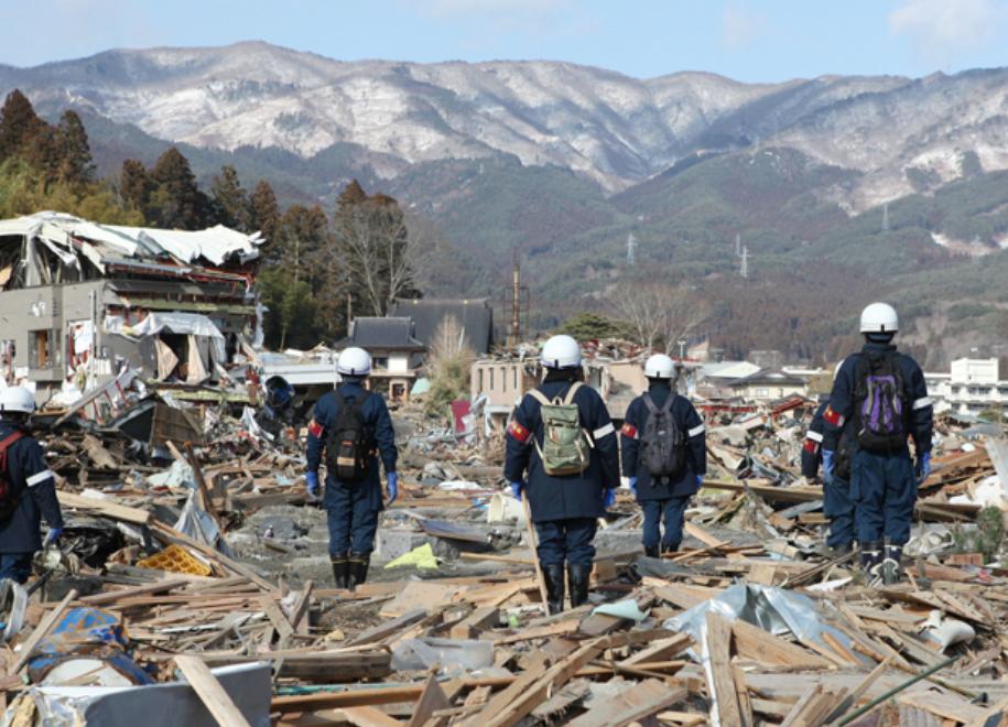 東京 地震