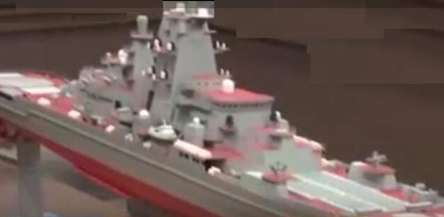 浴火重生,冷战巨舰进厂改装,本就拮据的俄罗斯海军意欲何为?