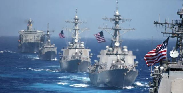 中国军力大发展逼迫美海军战略转型,针对中国新战舰FFG-X是什么