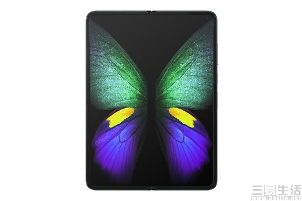 三星Galaxy Fold2渲染图曝光,屏占比或大幅提升