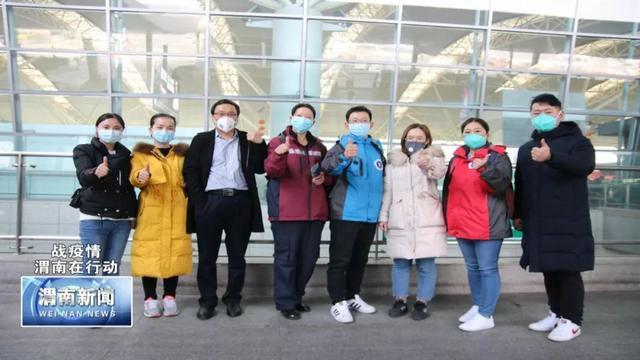 援鄂大荔籍护士王京:我只是一个守护生命的普通人