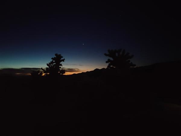 极暗夜景实拍 realme真我X50 Pro后置相机样张首曝