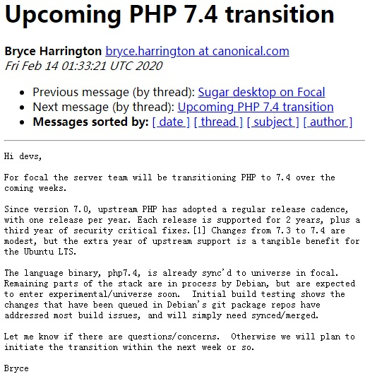 """""""打动""""开发者,Ubuntu 20.04 L"""