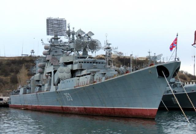冷战老兵的谢幕,最后一艘卡拉级巡洋舰正式退役,俄军心情复杂