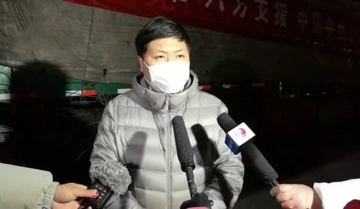 济南市应急管理局安全生产综合协调处负责人刘文涛