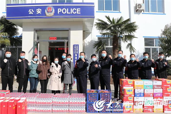 众志成城抗击疫情 菏泽枫颜医疗美容向一线单位捐赠防疫物资