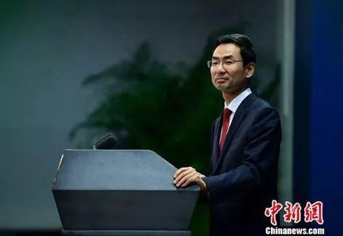 海外华侨华人的这些举动,让耿爽为他们打call图片
