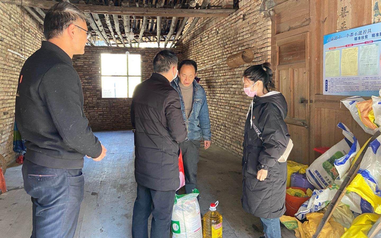 寿宁县扶贫办:防疫期间给贫帮扶对象送米面粮油最实惠图片